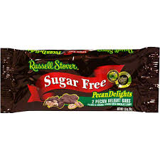 russell stover sugar free pecan delight