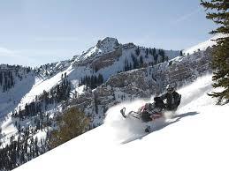 polaris pro rmk snowmobile winter sled