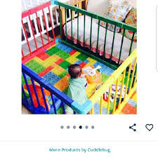 Cuddlebug Play Fence Babies Kids Others On Carousell