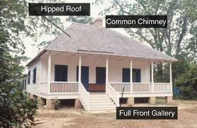 creole architecture acadian style