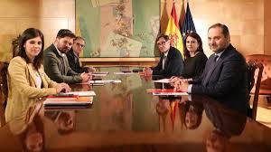 ERC espera la propuesta del PSOE para encarrilar el acuerdo