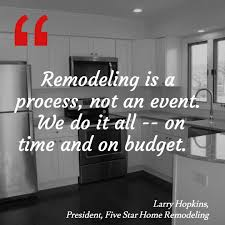 five star home remodeling
