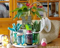 mason jar gardening gifts for mom the