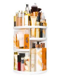 rio cosmetic brush storage carousel
