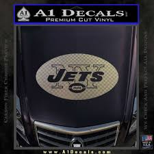 Ny Jets Decal Sticker Full A1 Decals