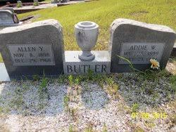 Addie Womack Butler (1899-1981) - Find A Grave Memorial