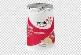 yoplait yoghurt strawberry mousse