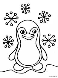 Kleurplaten Pinguins Kleurplaten De Knutseljuf Ede