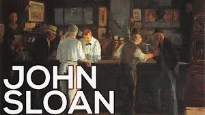 John Sloan: A collection of 144 paintings (HD) - YouTube