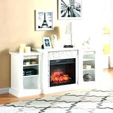 infrared electric fireplace insert