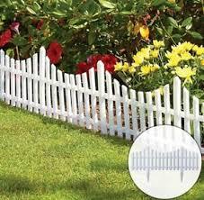 plastic wooden effect lawn border edge