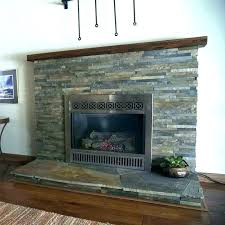fireplace hearth tiles ideas reclaimed