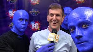 blue man group without the makeup