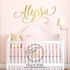 Pin On Girls Name Wall Decals
