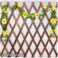 garden decoration garden wall fence wooden