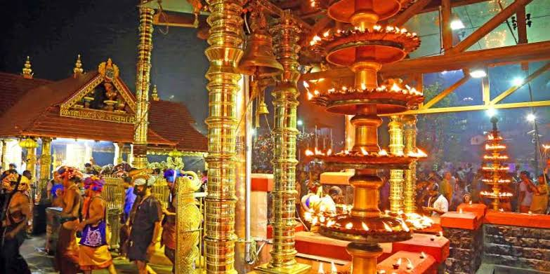 Image result for sabarimala temple opened today