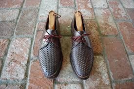 vtg mens shoes sz us 9 uk 8 5 rustic