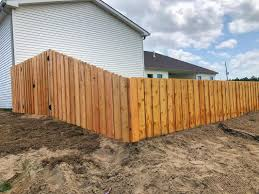 Wood Fences From Lapeyrouse Fence