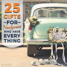25 gifts for newlyweds who have everything