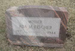 Ada Nelson Fischer (1917-1944) - Find A Grave Memorial