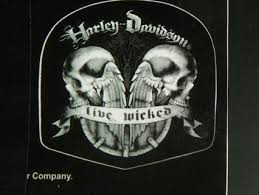 Free Harley Davidson Window Decal Accessories Listia Com Auctions For Free Stuff