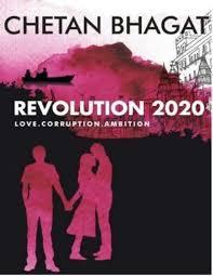 revolution 2020 chetan bhagat