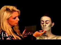 zombie barbie makeup tutorial you
