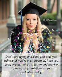 congratulations letter to a highschool graduate on your graduation