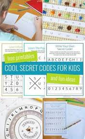 Cool Secret Codes For Kids Free Printables Coding For Kids Printables Free Kids Escape Room For Kids