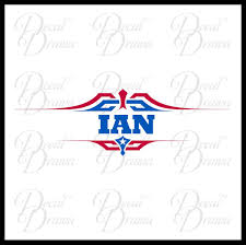 Personalized Captain America Inspired Fan Art Vinyl Wall Decal Decal Drama