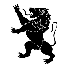 Belgian Lion Vinyl Decal Car Window Laptop Belgium Leo Belgicus Sticke Kandy Vinyl Shop