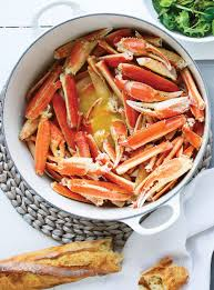 Warm Buttered Crab