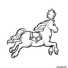 Mewarn15 Kleurplaat Tinker Paard