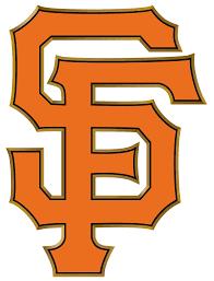 San Francisco Giants Sf Orange Logo Vinyl Decal Sticker 5 Sizes Sportz For Less