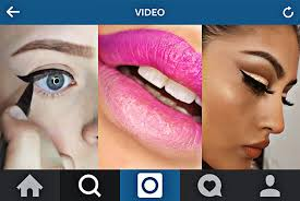 insram accounts for beauty tutorials