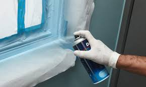 how to paint window frames bunnings