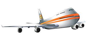 airplane travel flying free image on