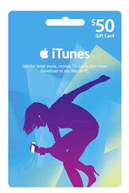 black friday deal 50 itunes gift card