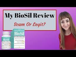 my biosil hair skin nails review 2020