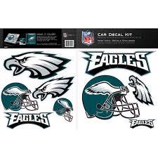 Skinit Philadelphia Eagles Car Decal Kit Walmart Com Walmart Com