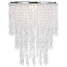 ceiling light shade beaded