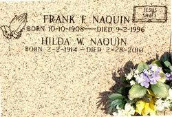 Hilda Williams Naquin (1914-2010) - Find A Grave Memorial