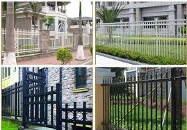 Anti Rust Aluminum Modern Fence Panels Manufacturer And Supplier Factory Price Antai