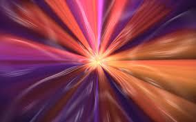 تحميل خلفيات الأشعة الفن نجوم خطوط ملونة الإبداعية عريضة