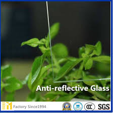 china 2mm non reflective glass