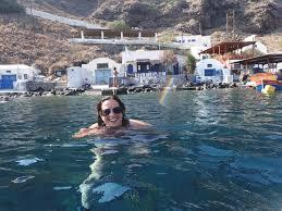 an island guide to santorini greece