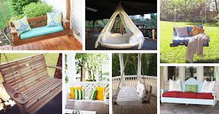 21 best diy porch swing bed ideas and