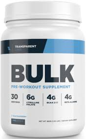 pre workout supplements for muscle 2020