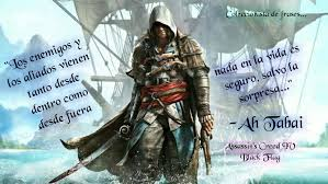 Assassins Creed IV Black Flag - Coleccionista de Frases