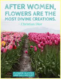 flower sayings